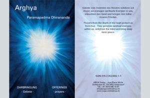 Online-Publikation von 'Arghya'